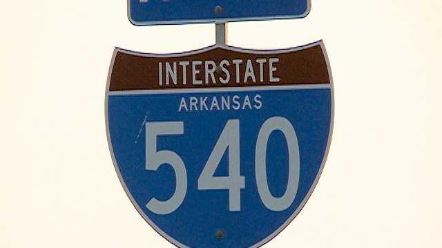 I-540 soon to become I-49