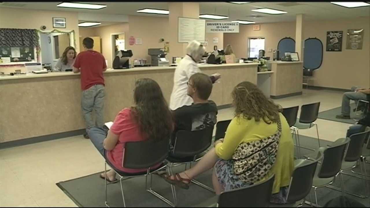 Arkansas DMV office