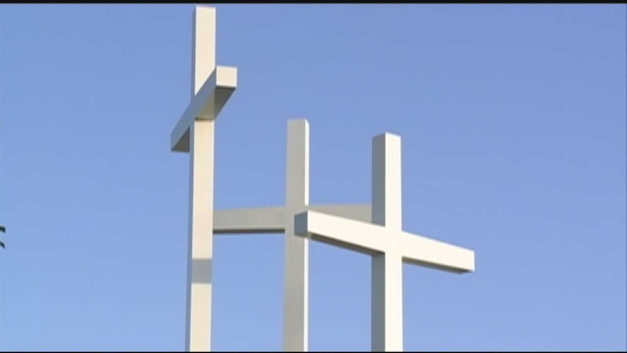 Church prepares for passion play