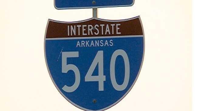 I-540 sign