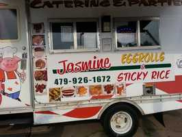 Jasmine Eggrolls-Fort Smith