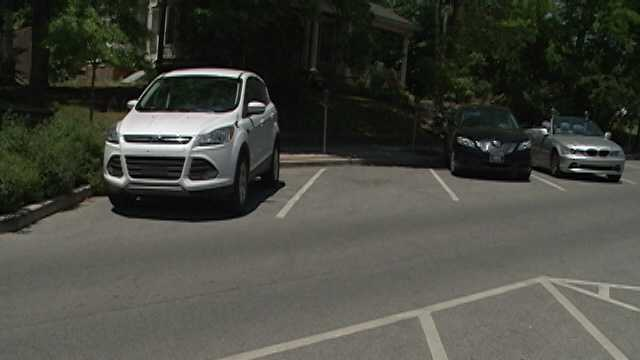 Fayetteville City Council to discuss back-in parking on Block Avenue
