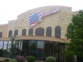 Toby Keith's Bar and Grill- For both the River Valley and Northwest Arkansas.