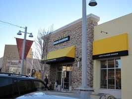 California Pizza Kitchen- For both the River Valley and Northwest Arkansas.