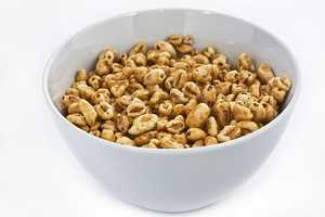 Tip: Mix half of your favorite cereal with half of a sodium-free choice.