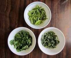 Tip: Use fresh herbs to add flavor or check if your spices come in a sodium-free version.