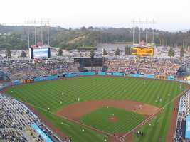 Dodger Stadium is hot dog heaven, selling the most hot dogs per year out of any ballpark in the country, according to the Hot Dog & Sausage Council.