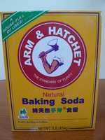 Baking Soda for face:Avoid the expensive microdermabrasion treatments by making your own for a couple bucks.Combine baking soda and water to make a paste. Lightly scrub a freshly washed face and rinse.Source: Pinterest