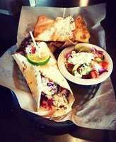 Taziki's Mediterranean Cafe-Bentonville and Fayetteville- Thursday's Special Tilapia Taco