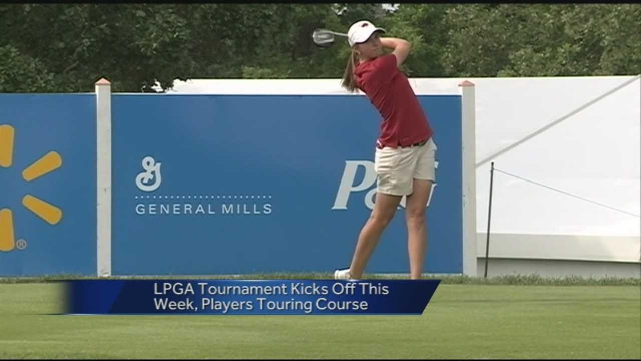 LPGA Tournament to begin this week