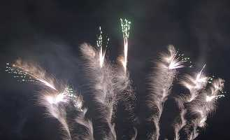 Saturday July 4th: Van Buren 4th of July . 8:30 to 10pm, Fireworks start at dusk