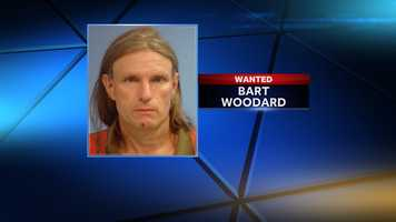 Bart WoodardWanted by the Washington County Sheriff's DepartmentAccused of Aggravated Robbery