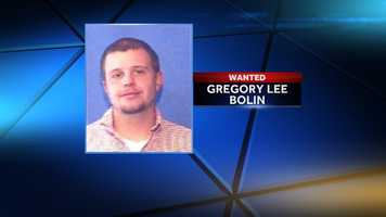 Gregory Lee BolinWanted by the Sebastian County Sheriff's DepartmentAccused of Failure to Appear