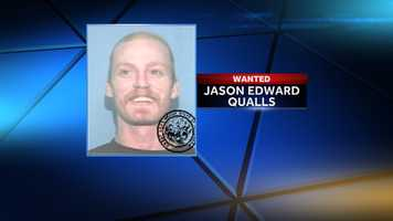 Jason Edward QuallsWanted by the Benton County Sheriff's DepartmentAccused of Burglary, Possession of Stolen Property