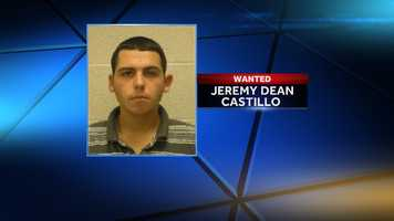 Jeremy Dean CastilloWanted by the Benton County Sheriff's DepartmentAccused of Sexual Assault