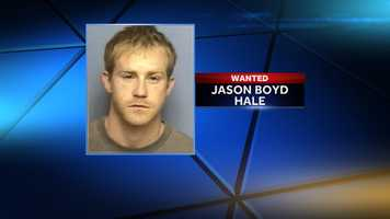 Jason Boyd HaleWanted by the Madison County Sheriff's DepartmentAccused of DWI