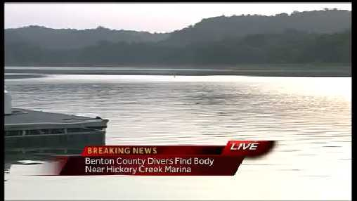 Hickory Creek Drowning Body Found