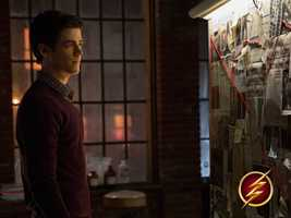 Grant Gustin playing Barry Allen/The Flash on the upcoming new series The Flash! Coming this fall-October 7th at 7 pm to the Arkansas CW!