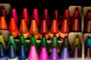 Crayola produces nearly 3 billion crayons each year, that's about 12 million each day.