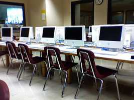 In 1995, approximately 50% of American schools had Internet access. Today, it's 100%.