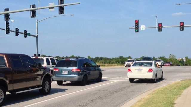 Don Tyson Parkway sees increase in traffic since interchange opened