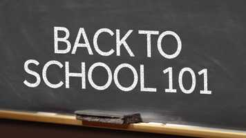 It's about time for kids to head back to the classroom. In honor of that, check out these fun facts, back to school style.