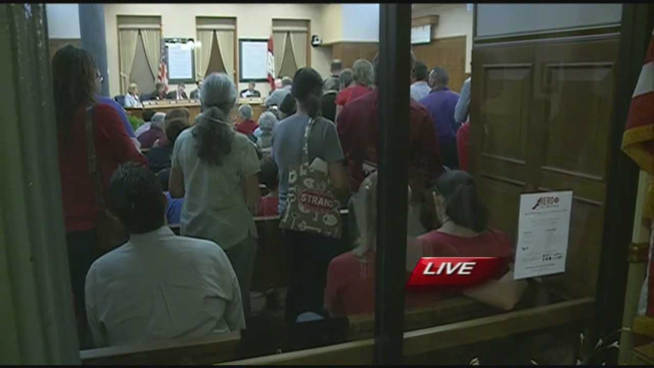 Residents in Fayetteville weigh in on the Civil Rights Ordinance