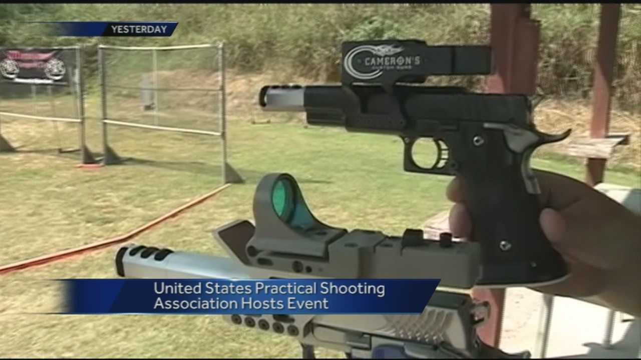 Fort Smith gun club hosts shooting competition
