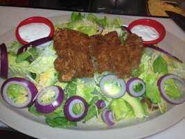 Hawaiian Brian's Avocado Katsu Salad!