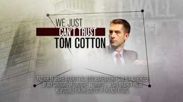 TRUTH: Politifact said Rep. Cotton never worked for an insurance company or consulted directly for an insurance company.