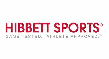 Hibbett Sports will be open from 6 p.m. Thursday to 10 p.m. Friday.