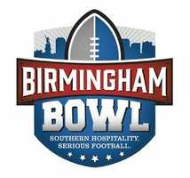The Birmingham Bowl in Birmingham, Alabama on January 3.