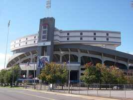 Arkansas is 1-3 in the Liberty Bowl. The team's last appearance was in 2010, when it beat East Carolina 20-17. Ryan Mallett was co-MVP.
