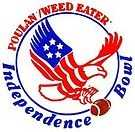 Pouland Weed Eater Independence Bowl (1991-1997&#x3B; now the Duck Commander Independence Bowl)
