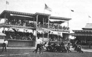 Bacaardi Bowl (1907, 1910, 1912, 1921, 1937 and 1946)