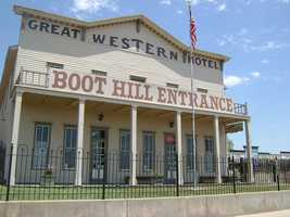 Boot Hill Bowl (NAIA&#x3B; 1970-1980)