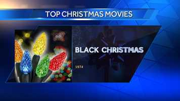 #12 Black Christmas (1974) - #5 TimeOut's Best Christmas Films