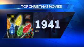 "#28 1941 (1979) - #4  Forbes' ""Top Ten Best Christmas Movies"""