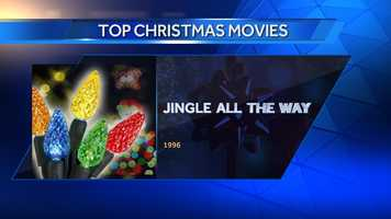 #43 Jingle All the Way (1996) - #14 Top Grossing Christmas Movies from BoxOfficeMojo.com