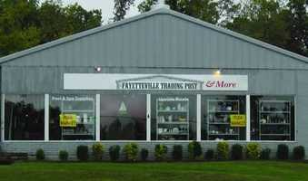 The Fayetteville Trading Post has free wrist socks for all customers Saturday.