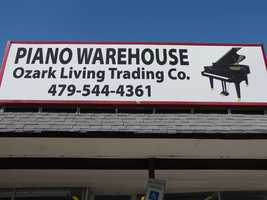 Ozark Living Trading Company in Rogers has deals on mattresses, and Piano Warehouse has a selection of pre-owned pianos.