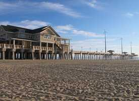 #2 (US) Nags Head, North Carolina