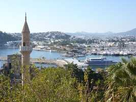#5 (World) Bodrum City, Turkey