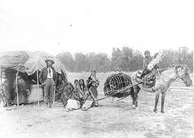 Cheyenne War (1878-1879) against the Cheyenne.