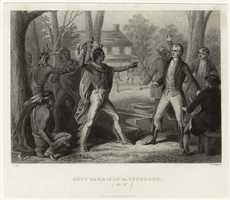 Tecumseh's War (1811) against Tecumseh's Confederacy.