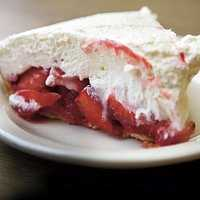 Try local food. We recommend Strawn's Eat Shop, famous for its pies. It's 10 minutes east of Independence Stadium.