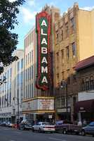 See a movie at the historic Alabama Theater. It's a 6-minute drive east of Legion Field.