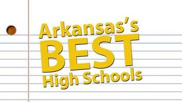 5) New data: Arkansas's best high schoolsDid your town's high school make the list? Check out the newest ranking of Arkansas's best high schools by U.S. News & World Report.