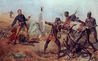 17) Shaka's conquests of Southern Africa (1816-1828): 1.5 million to 2 million.