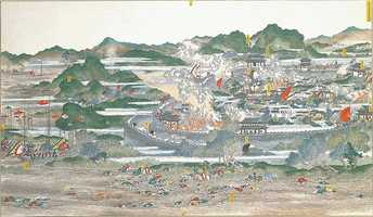 5) Taiping Rebellion in southern China (1851-1864): 20 million to 100 million killed
